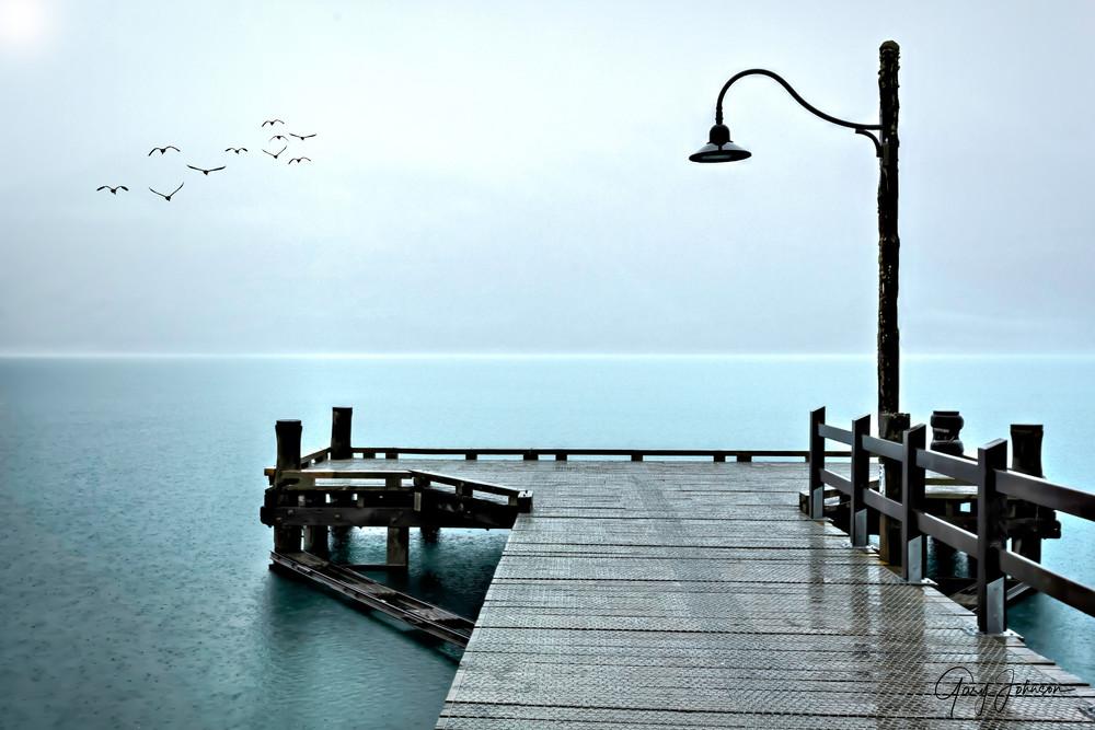 Glenorchy  Pier