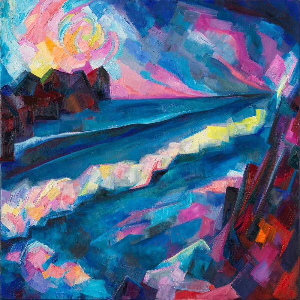 Sonnet 56: Let this sad interim like ocean be