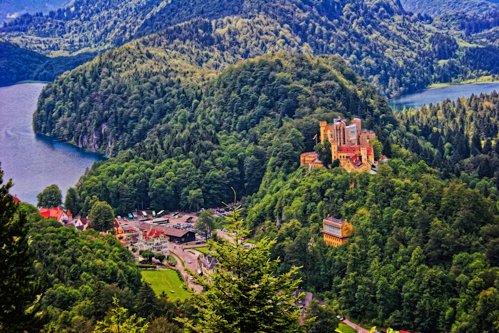 Hohenschwangau - Your daddys Castle