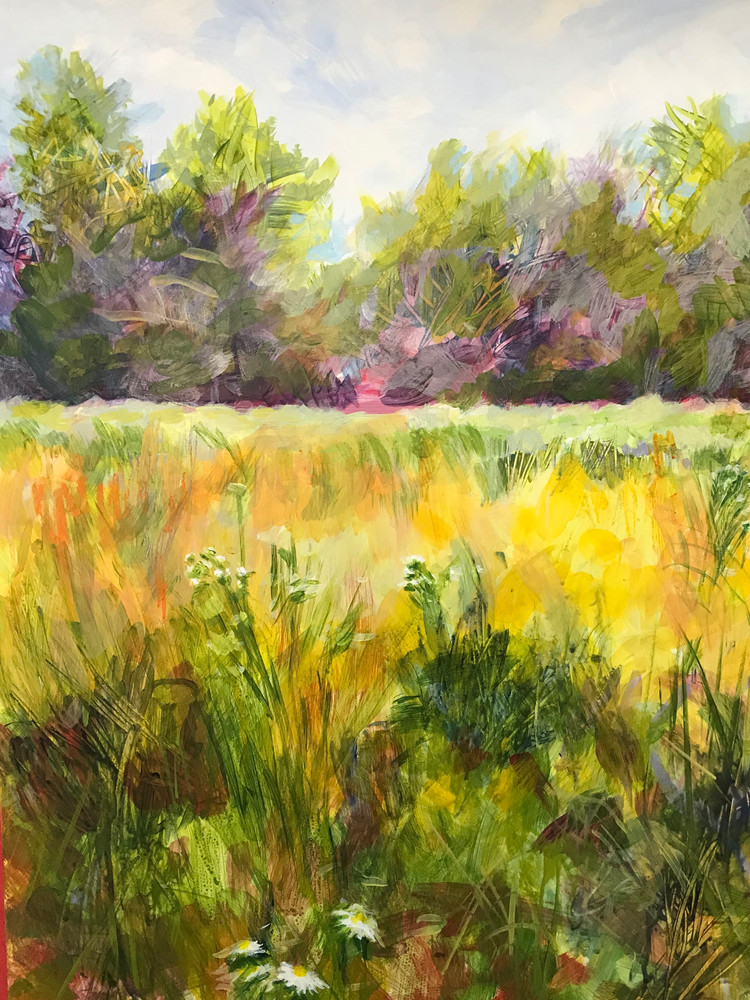 Field In June Art | Roost Studios, Inc.