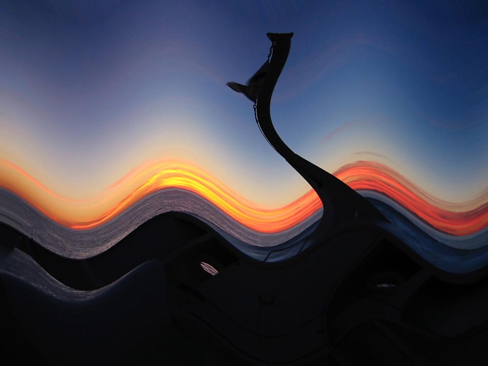Sunset Art | Roost Studios, Inc.