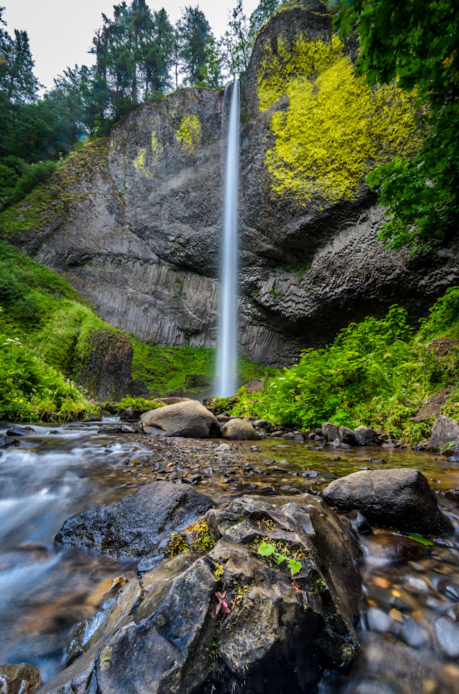 Lauterell Falls, OR