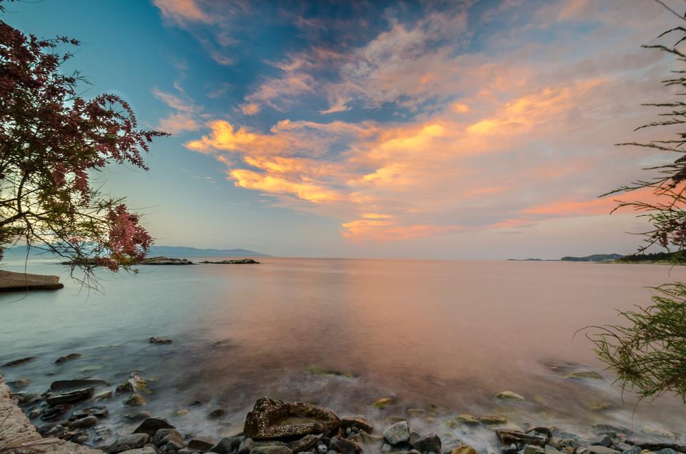 Kavala Sunrise Photography Art | Gingerich PhotoArt