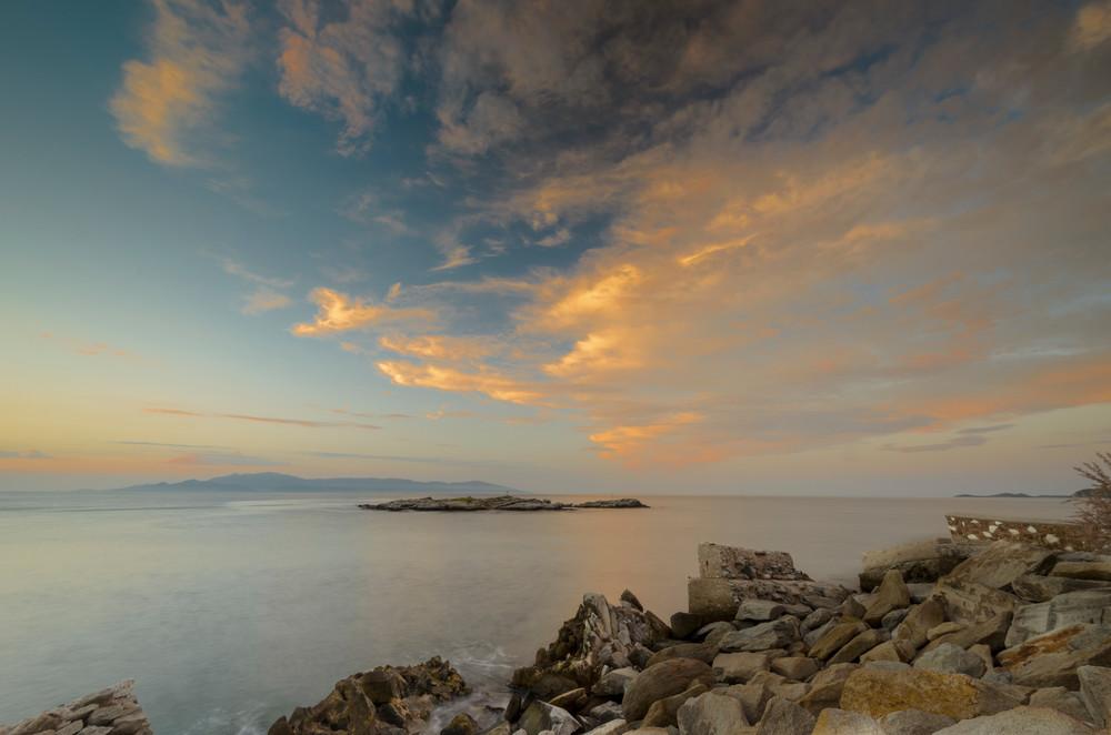 Morning Awe in Kavala