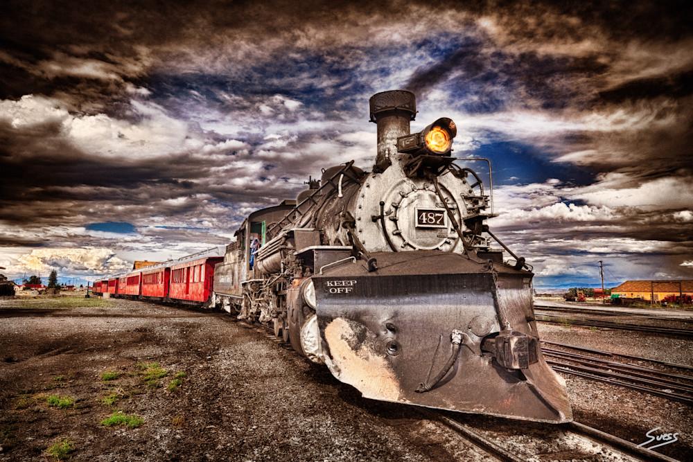Engine #487 - Colorado