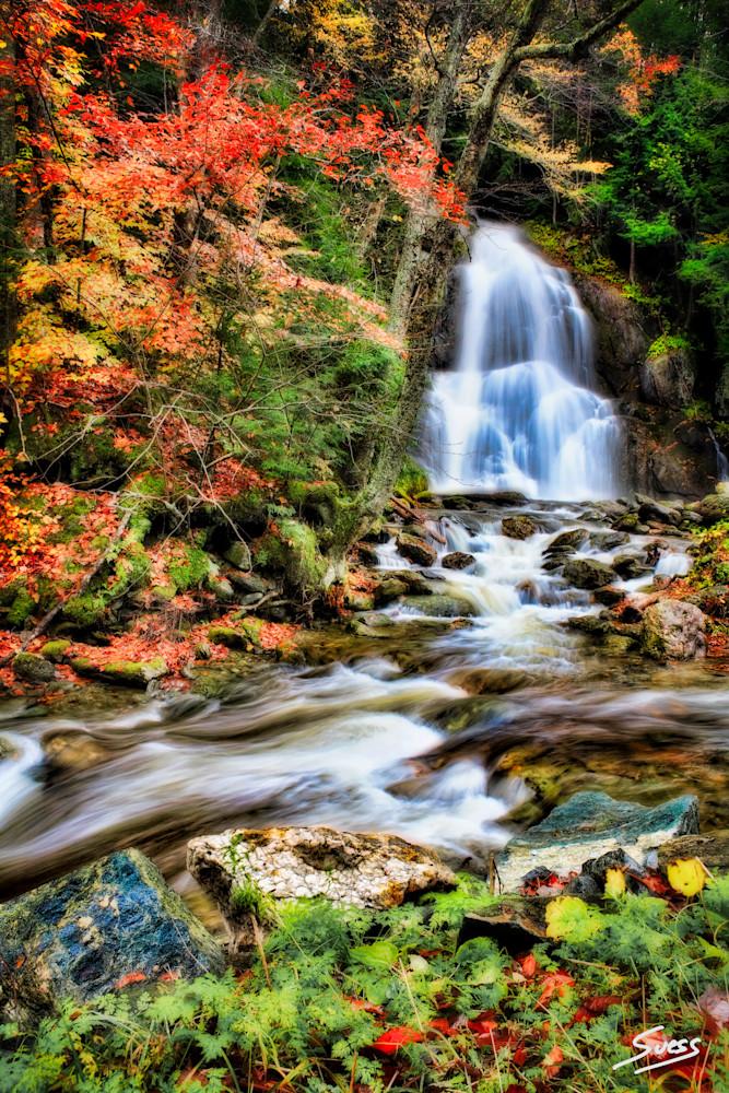Moss Glenn Falls - Vermont