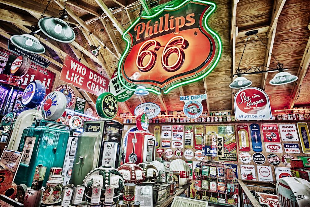 Phillips 66 - Santa Fe, New Mexico