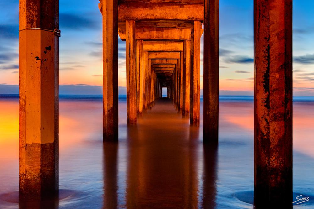 Scripps Pier - La Jolla, California