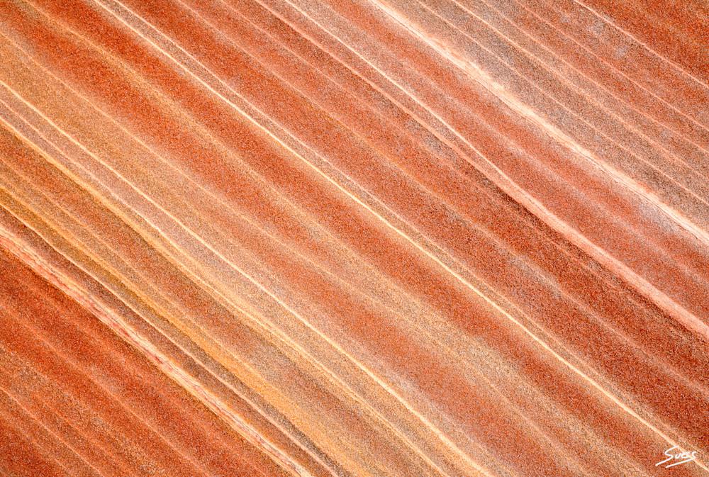 Sandstone Striped