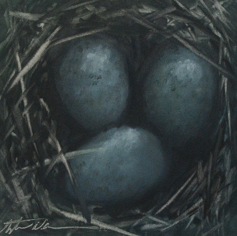 Three Eggs Print