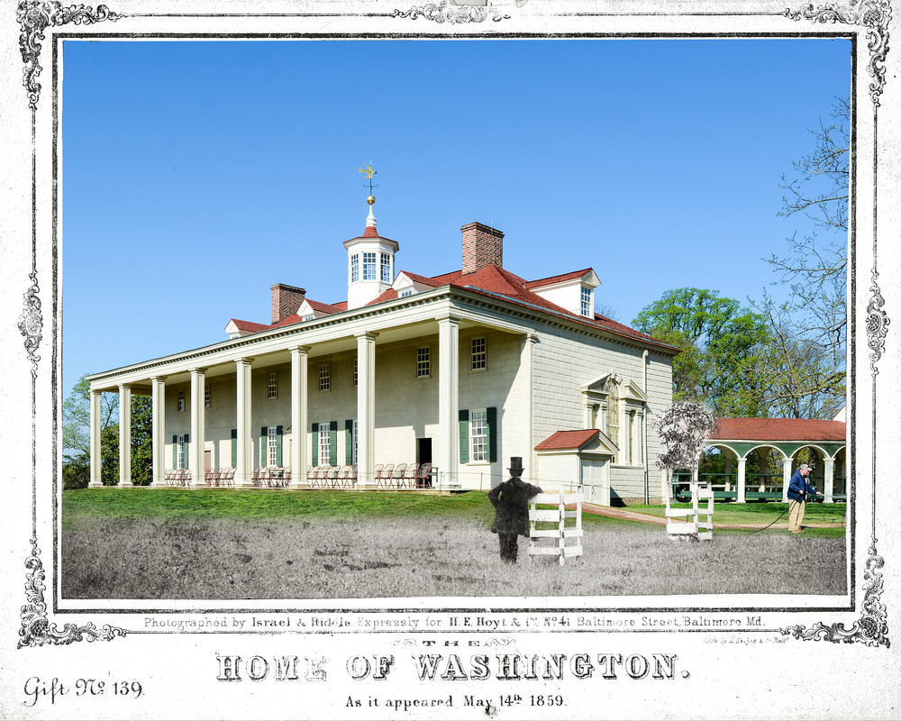 """The Home of Washington"""