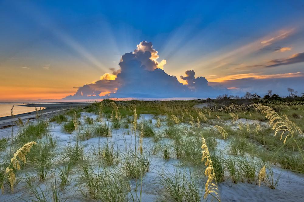 Beaming Sunrise Photography Art | Phil Heim Photography