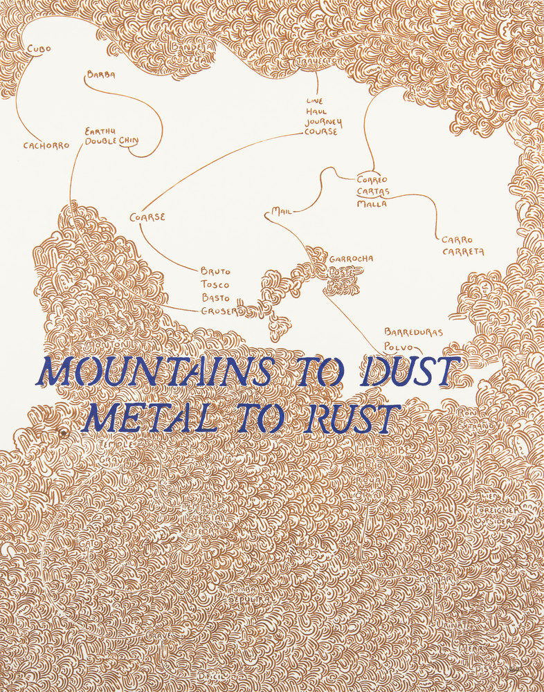 Mountains To Dust Metal To Rust