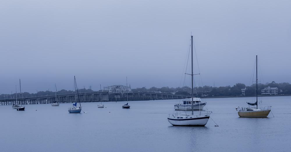 Foggy Morning Blues