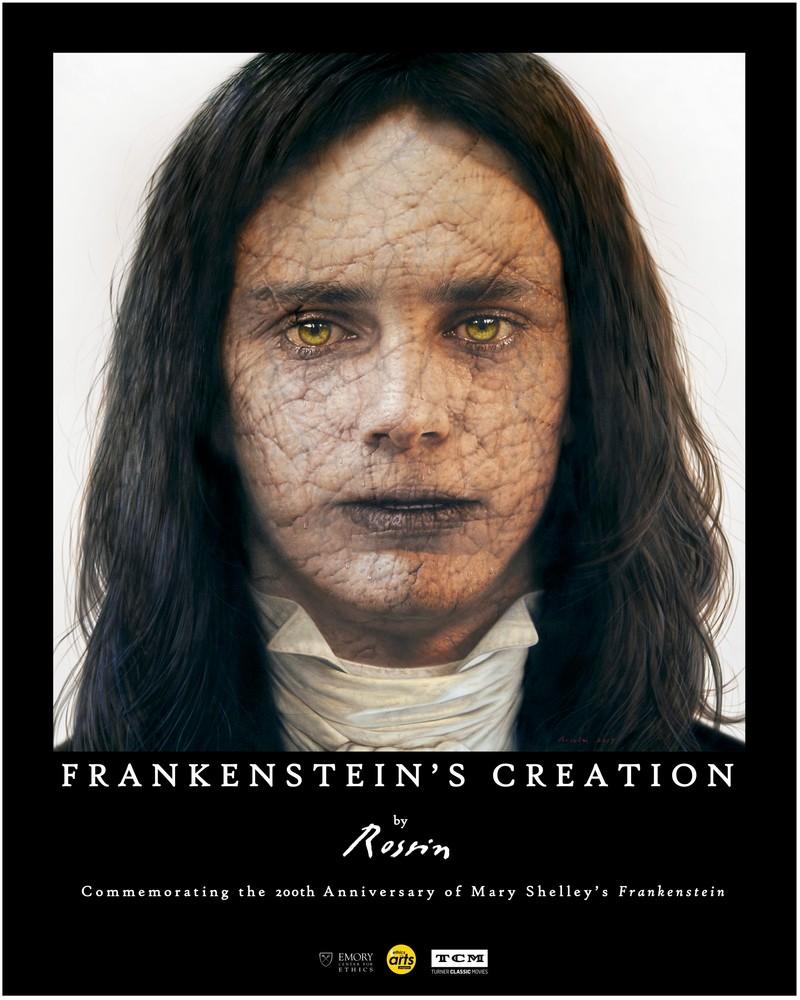 Frankenstein Poster (Unframed) Art | Digital Arts Studio / Fine Art Marketplace