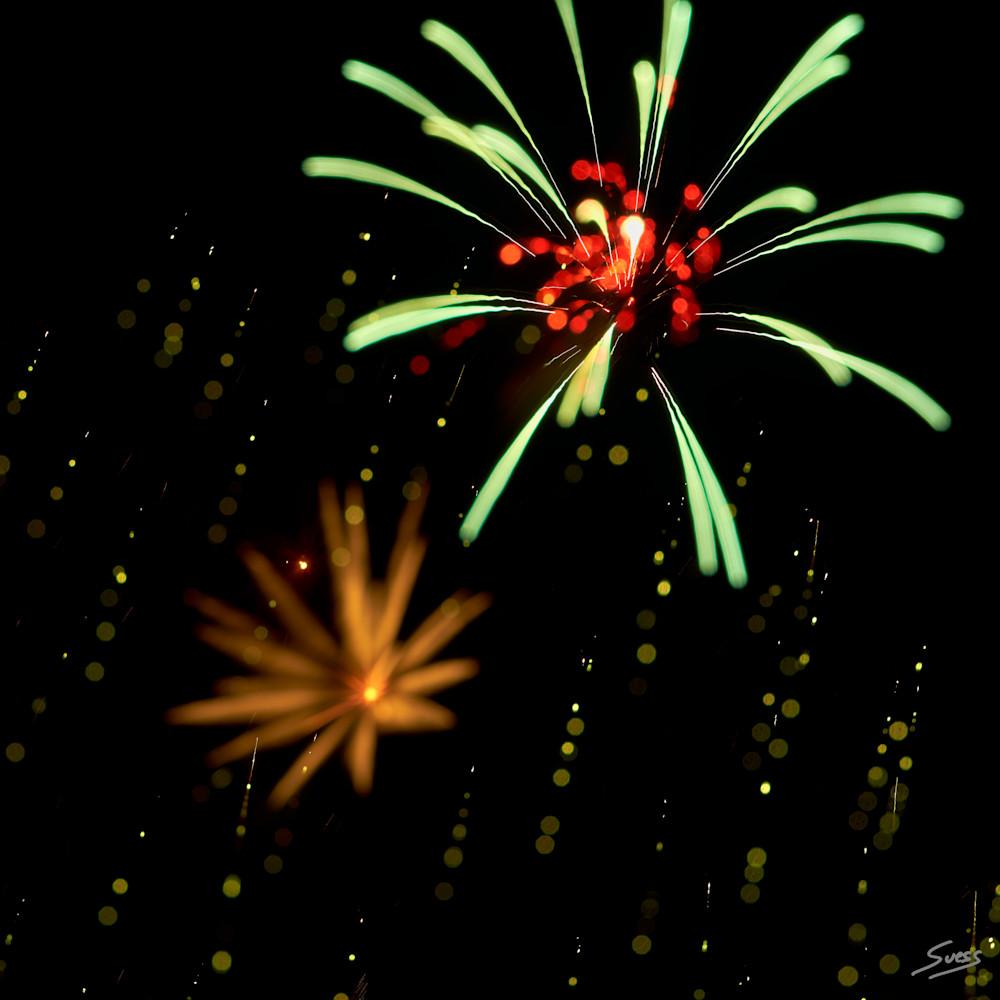 Fireworks - Untitled #163