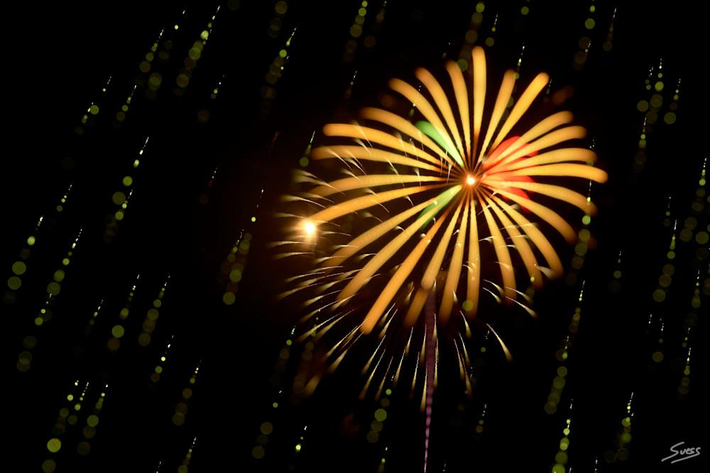 Fireworks - Untitled #226