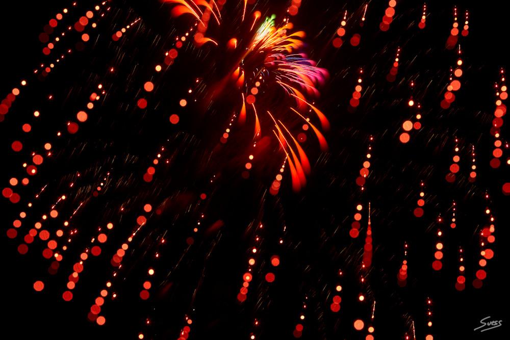 Fireworks - Untitled #243