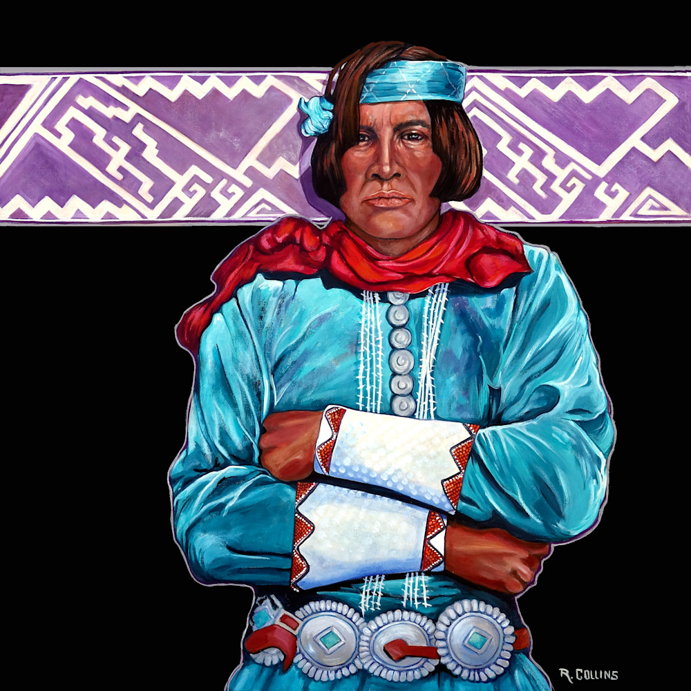 Taos Man