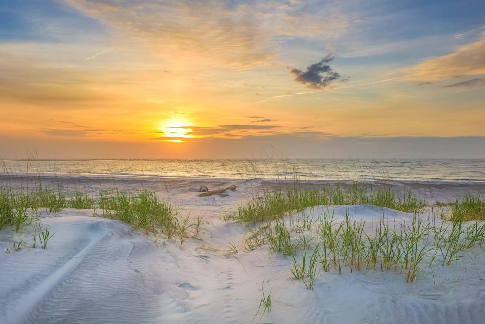Soft Dune Sunrise