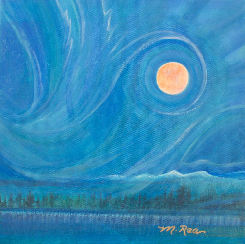 Moon Melody III