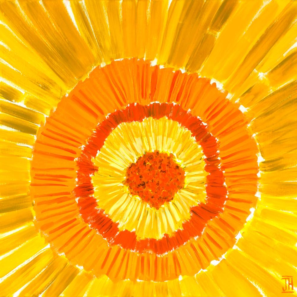 Bloom, by artist Jenny Hahn