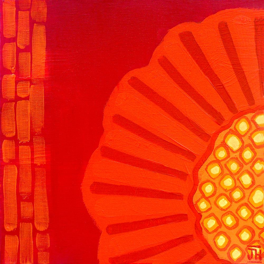 Brick Bloom, by Jenny Hahn