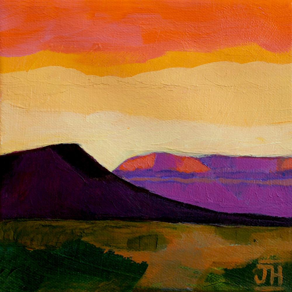 Canyonscape 1, by Jenny Hahn