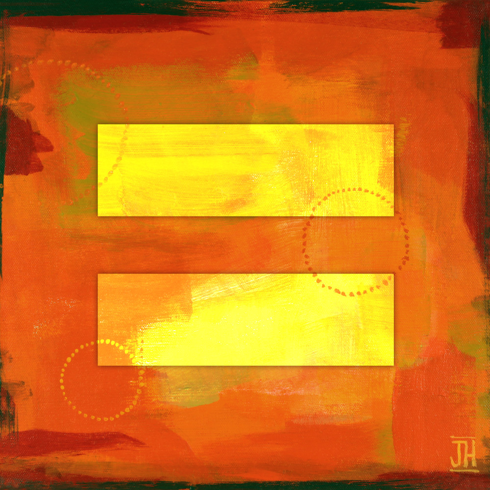 Color Me Equal, by Jenny Hahn