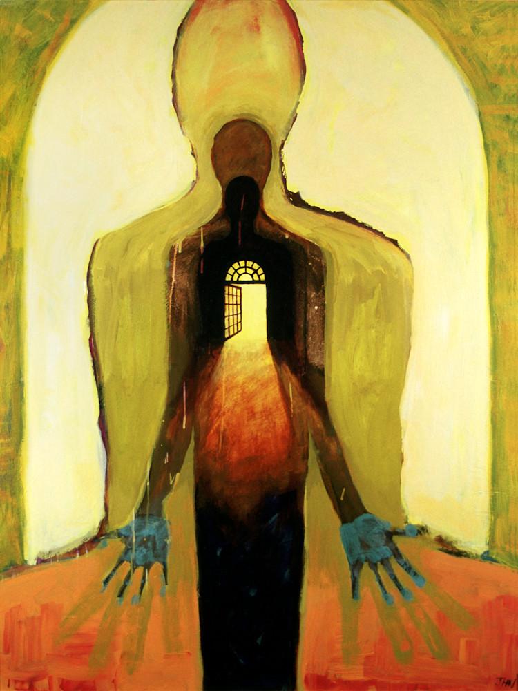 Opening, by Jenny Hahn