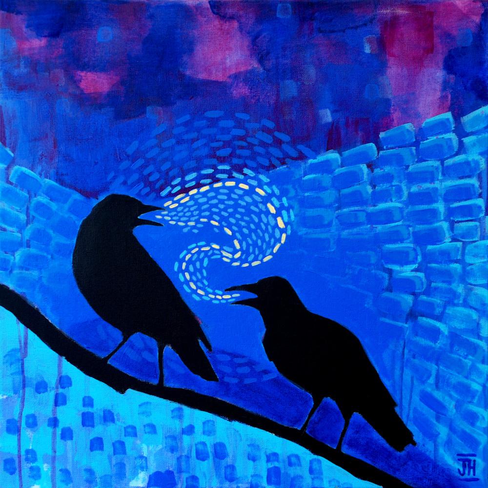 Voice, by Jenny Hahn