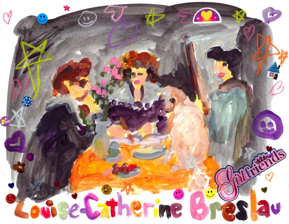 Louise-Catherine Breslau & Friends | Painting