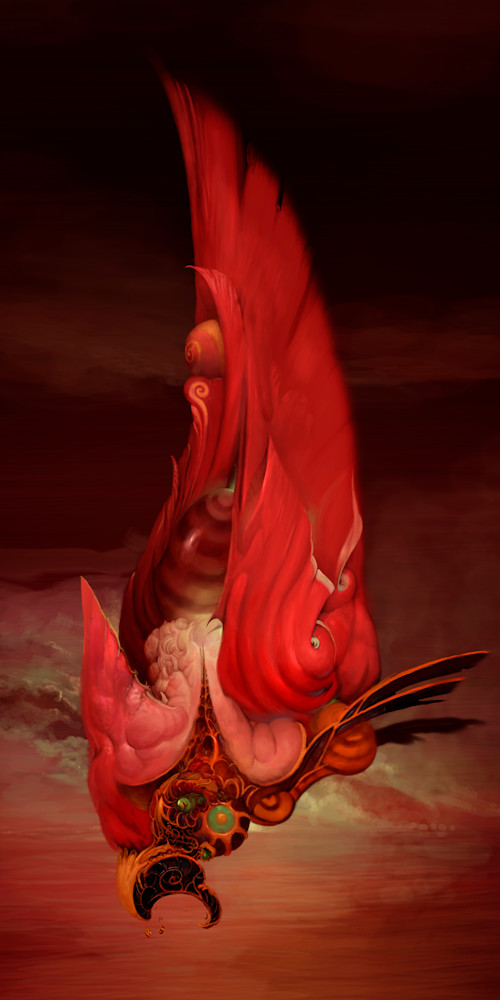 Asf Cardinalred 1 2 Ratio Art | Burton Gray