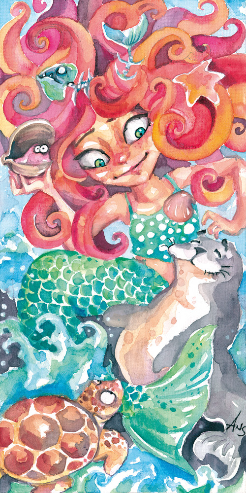 Mermaid and Friends