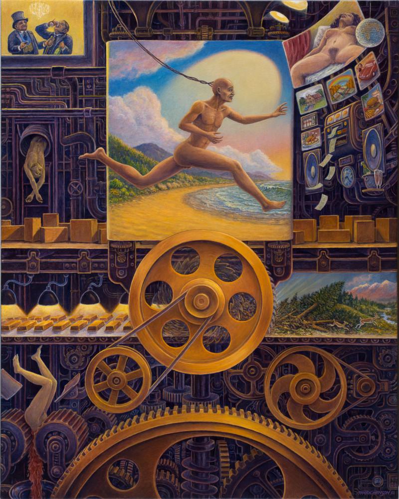 Wheel Of Fortune Custom Art | markhensonart