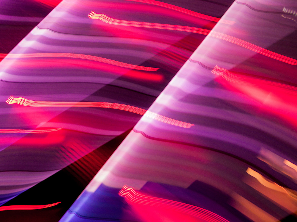 Camera Toss Red And Purple | Online Art Photography Store