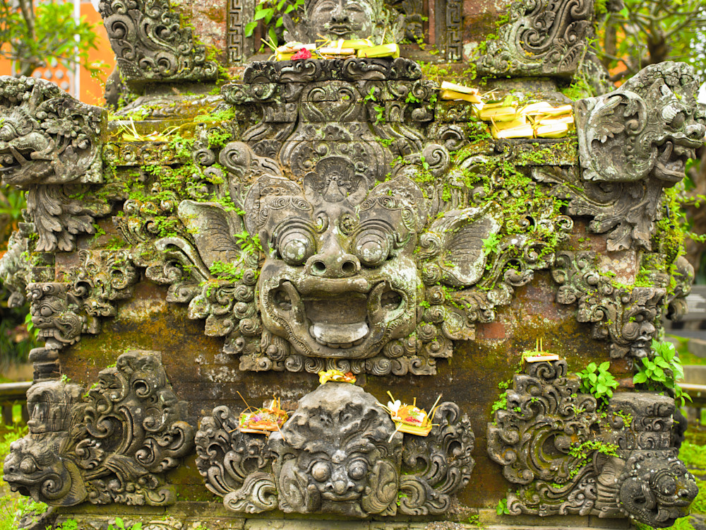 Bali Barong | Travel Art Photography Print