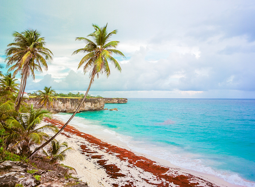 Bottom Bay Barbados | Tropical Landscape Photography Print