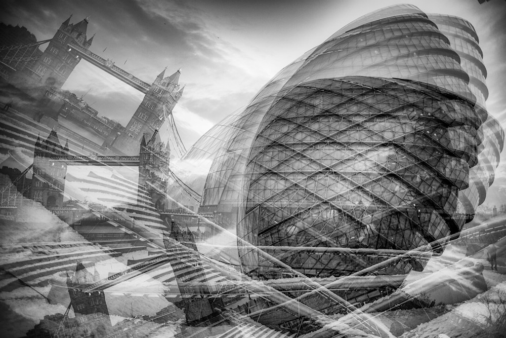 London Chaos | Online Art Photography Store