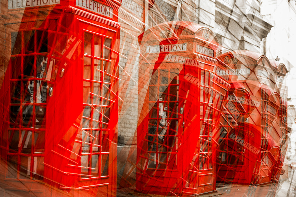 Red Phone Box | Online Art Photography Store