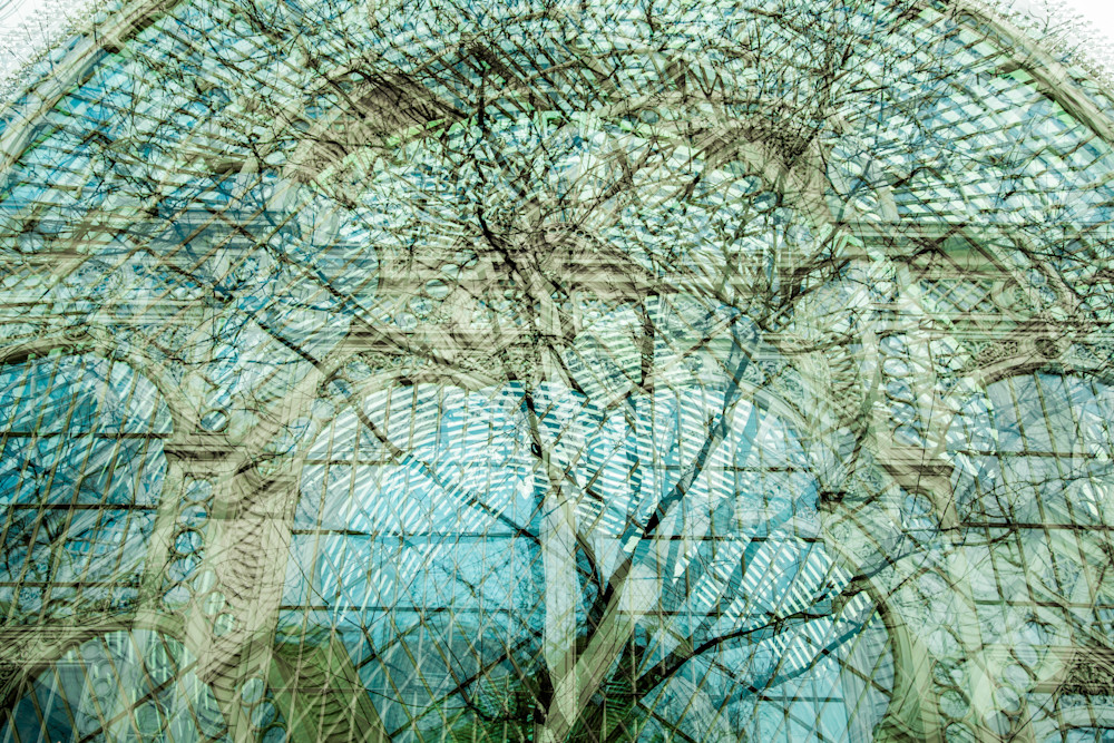 Floral Hall III Multiple Exposure | Online Art Photography Store
