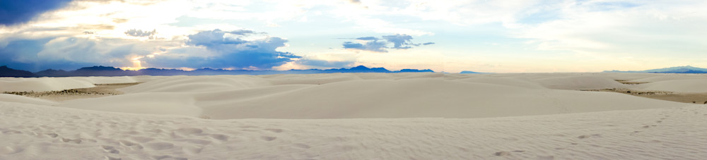 Endless White Sands II