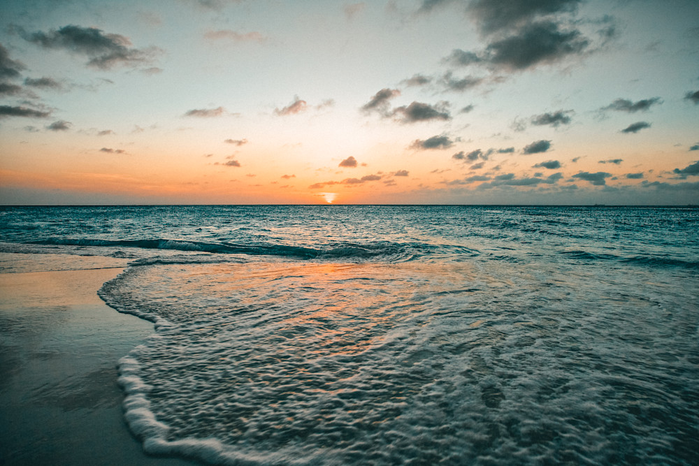 Aruba Sunset | Sunset Photography Print