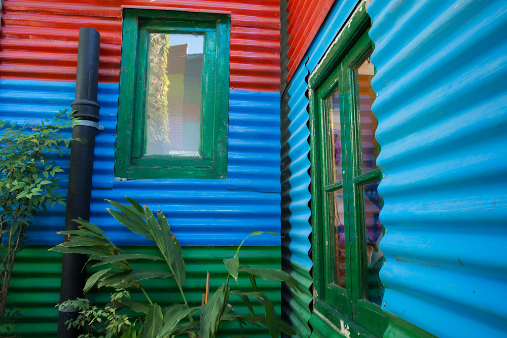 Buenos Aires Street Color | Urban Art Photography Print