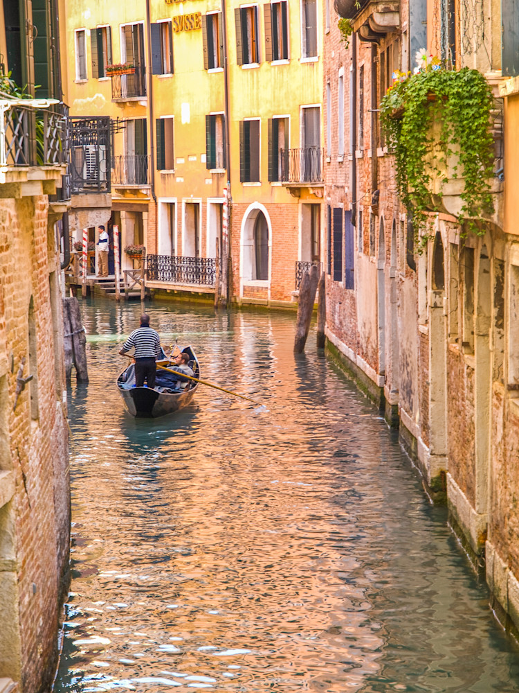Venice in Pastels | Urban Art Photography Print
