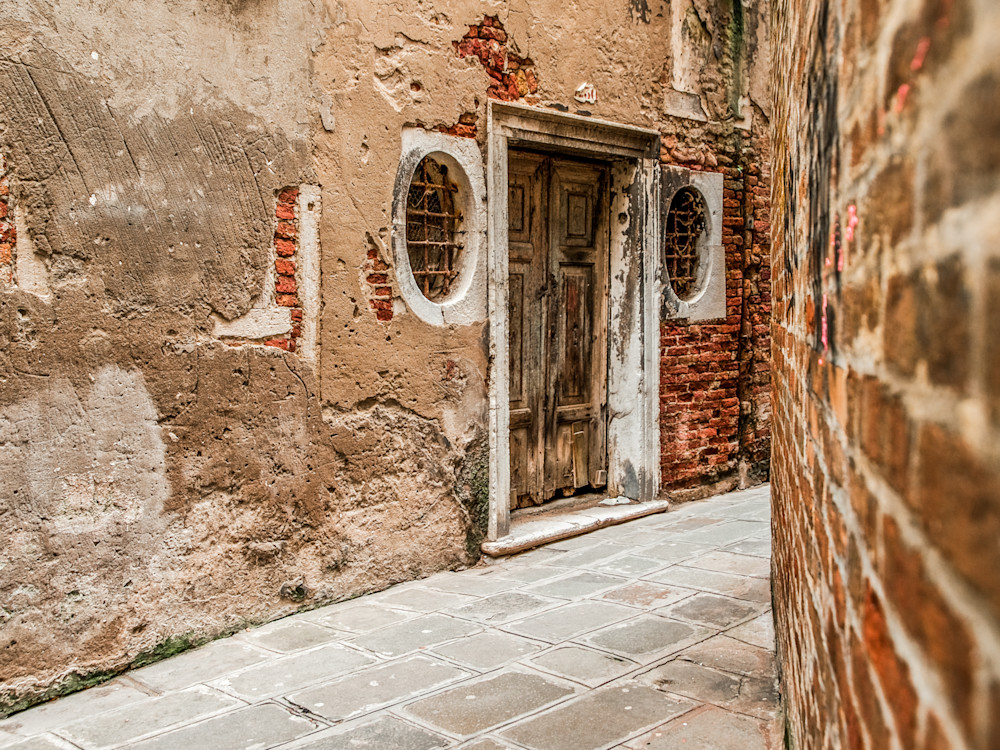 Old World Venice | Urban Art Photography Print