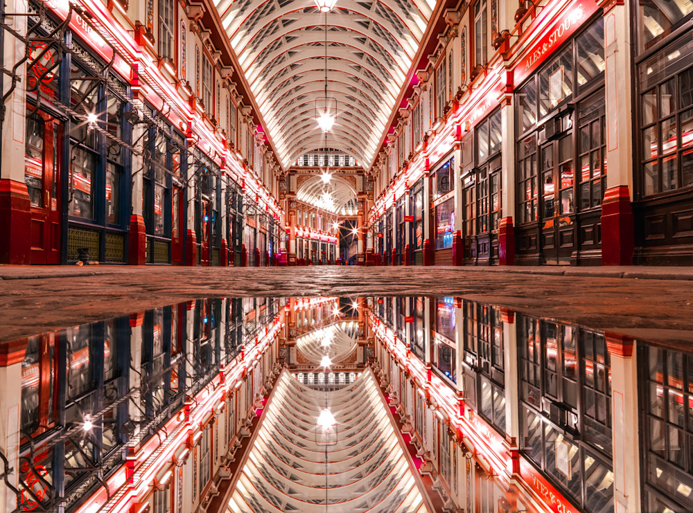 Leadenhall Market III | London Art Photography Print