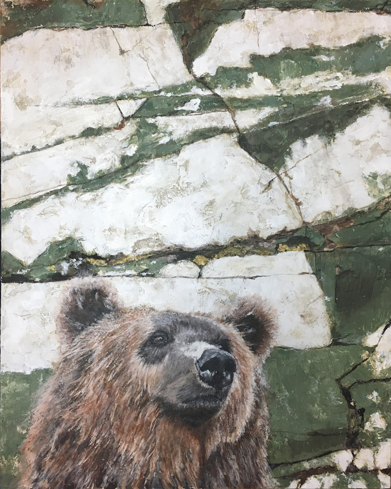 Hey Bear! by Rachel Hurst