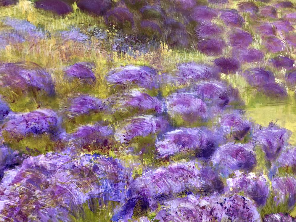 Lavender Fields VI