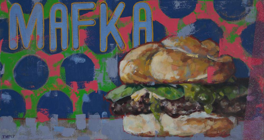 Matt Pierson Artworks | MAFKA